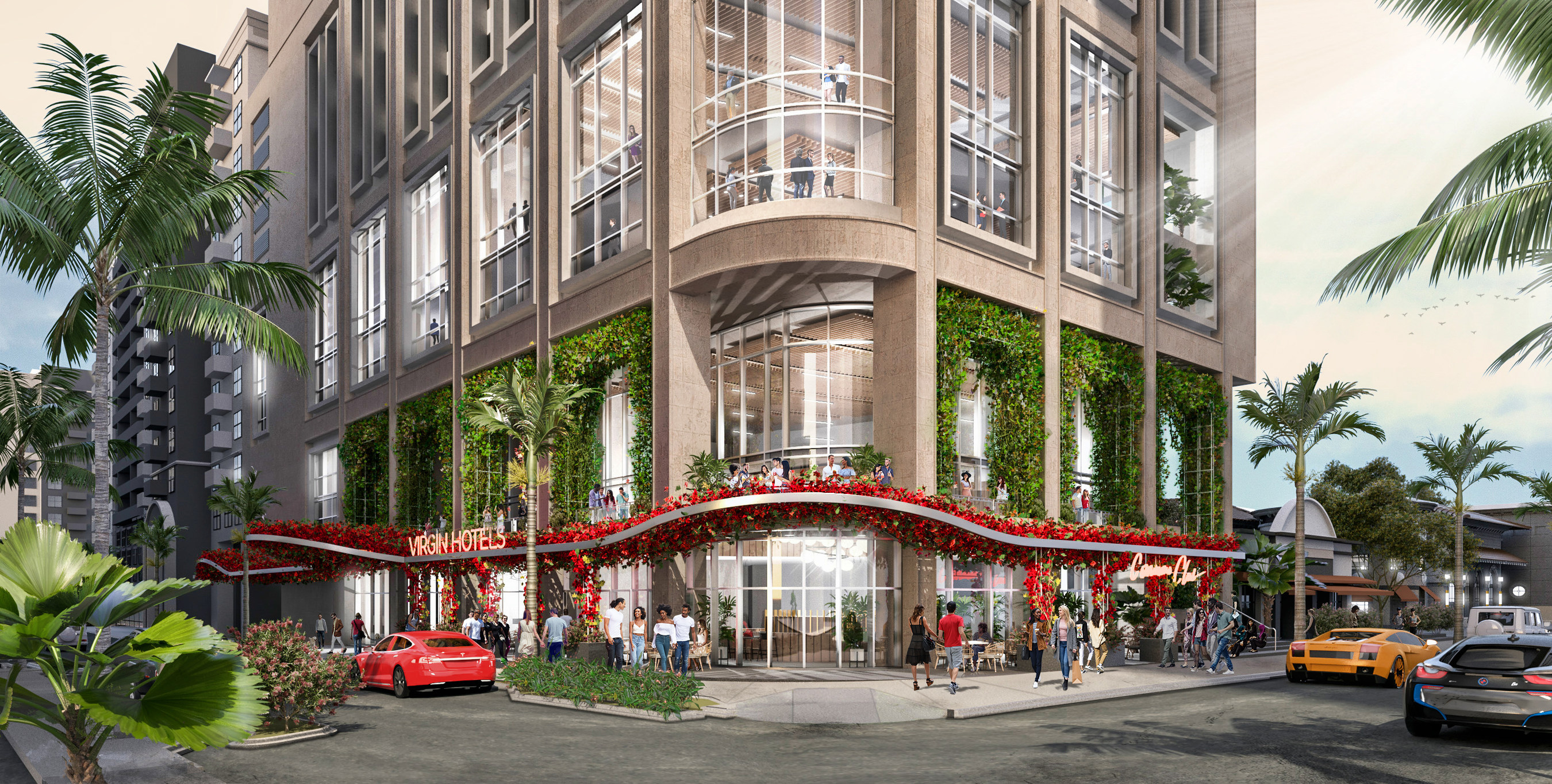 Virgin Hotels Ventures to Miami With New Development in Brickell Slated to Open in 2023