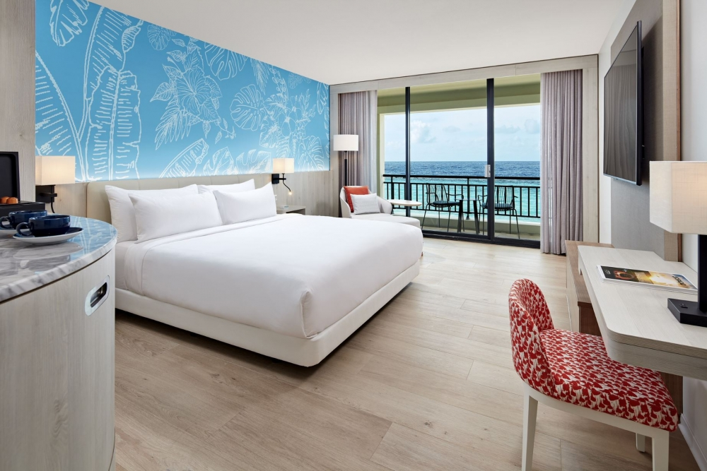 Aimbridge Hospitality Reopens Curaçao Marriott Beach Resort Following $40 Million Renovation