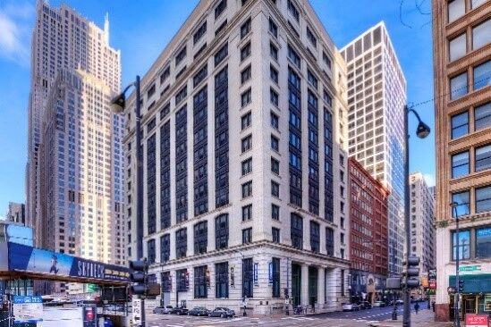Phoenix Development Partners Acquires Historic Chicago Office Building to Redevelop as 350-Key Dual-Branded Hilton Property