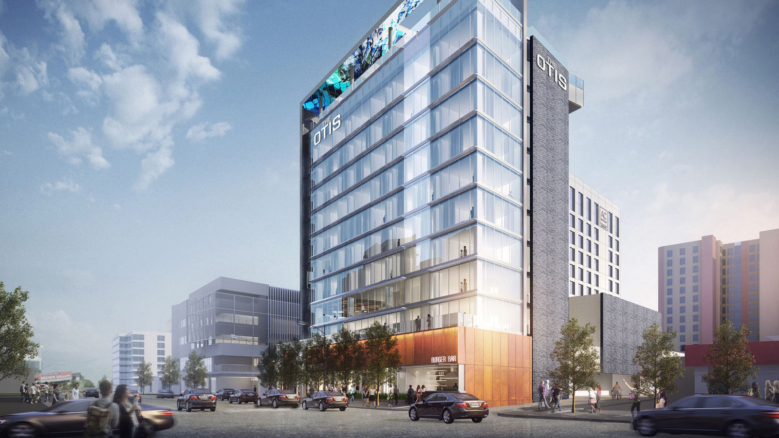 White Lodging Set to Open Dual-Branded The Otis Hotel and AC Hotel Austin-University