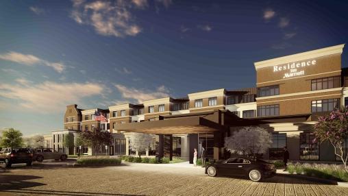 Oto Development Opens New Residence Inn In Garden City New York Hotel Online