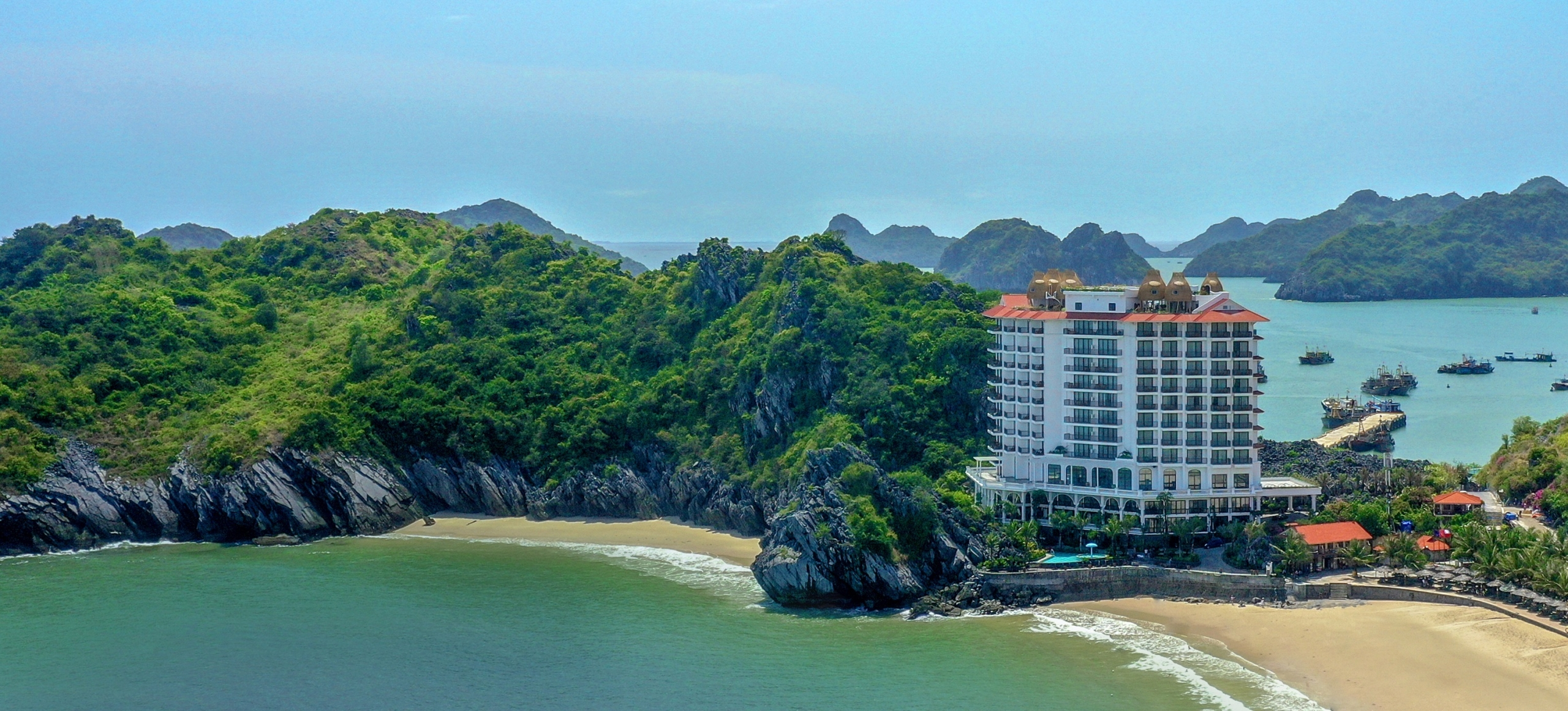 Hôtel Perle d'Orient Cat Ba – MGallery Debuts on Vietnam's Renowned Cat Ba Island