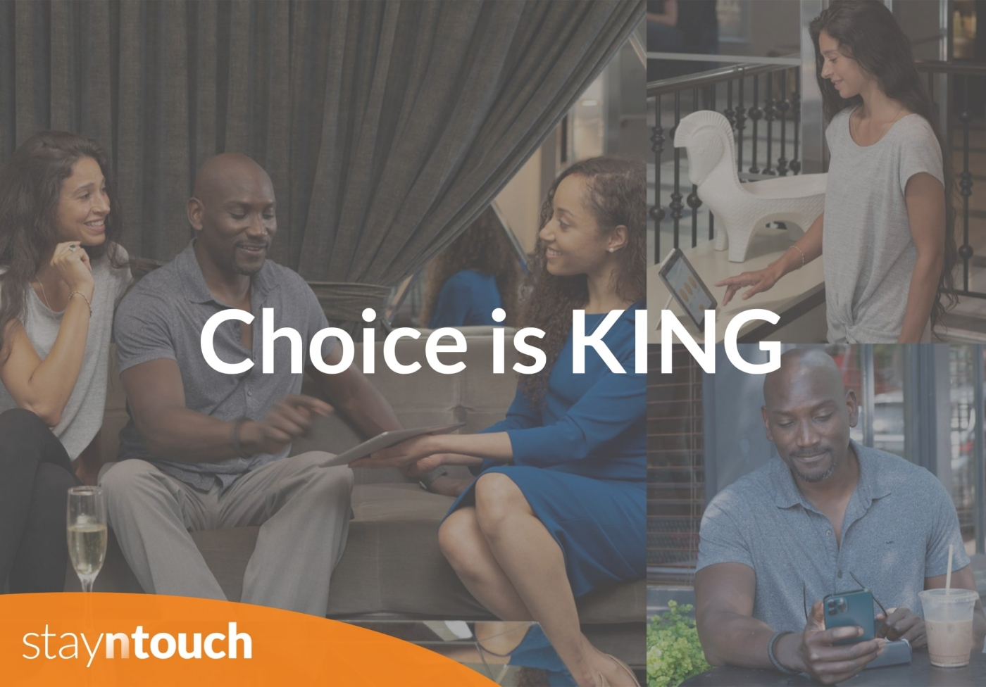 In the Battle for Recovery, Choice Is KING!